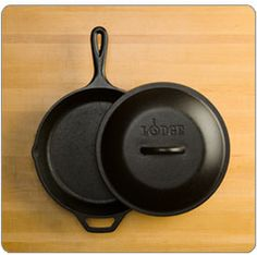 Use and care of a Seasoned Cast Iron Dutch oven or Skillet!