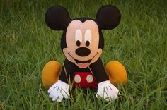 Fiapinho: Mickey mouse