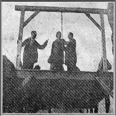 1897:SIX THOUSAND ATTEND LAST PUBLIC HANGING AT RIPLEY - 'From Far Away As Calhoun, Two Counties Distant' They Came