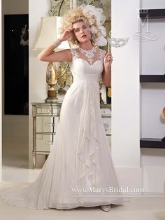 Mary's Bridal couture D'Amour