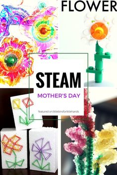 Mothers Day Gifts Kids Can Make Steam Inspired Ideas