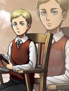 Little Erwin. LITTLE COMMANDER HANDSOME
