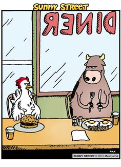 20 Hilarious Comics With Unexpected Endings That Will Make You Laugh Silly Jokes, Cartoon Jokes, Funny Puns, Funny Cartoons, Funny Comics, Hilarious, Food Jokes, Funny Humor, Redneck Humor