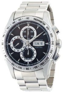 Hamilton Men's H32816131 Lord Hamilton Black Day Date Chronograph Dial Watch Hamilton. $1745.00. Black dial. Push button deployant clasp. Luminous hands; Round case. Chronograph. Water-resistant to 330 feet (100 M)