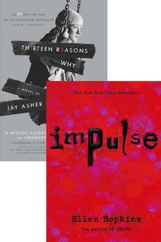 Try IMPULSE for another story about teens dealing with mental illness.