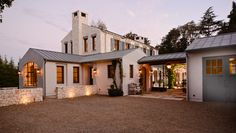 Woodside estate, CA. FGY Architects.