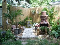 s indiana jones themed backyard area Backyard Retreat, Backyard Patio, Backyard Landscaping, Tropical Outdoor Decor, Tropical Landscaping, Tropical Garden, Tropical Plants, Tiki Lights, Tiki Bar Decor