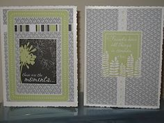 Greeting Card Re-Do