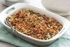 Gluten Free Green Bean and Pasta Casserole Recipe - Explore Asian