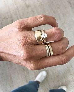Gold Diamond Rings, Diamond Wedding Bands, White Gold Rings, Gold Bands, Diamond Pendant, Leaf Engagement Ring, Morganite Engagement, Gemstone Engagement Rings, Bridal Rings