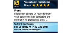 I have been going to Dr. Reade for many years because he is so competent, and superior in...