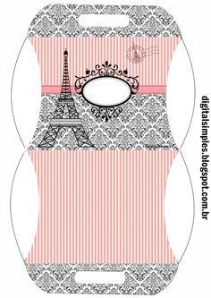 Caja almohada parisina