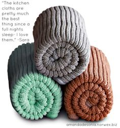 Kitchen Cloths, my #1 most-used and favorite Norwex item in our entire line!