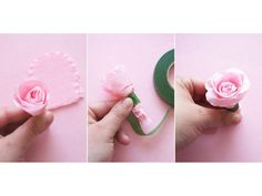 How to Make Wedding Confetti Cones - on HGTV