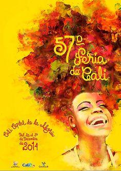 Este es el afiche de la Feria de Cali 2014 Beautiful Lights, Big And Beautiful, Salsa Lessons, Cali Colombia, Spanish Class, Illustration Art, Bring It On, Culture, Pictures