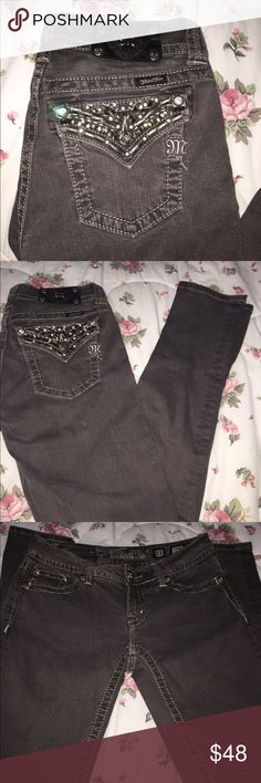 Miss Me jeans skinny sz 28 x 32 Pre loved excellent condition Miss Me Jeans Skinny