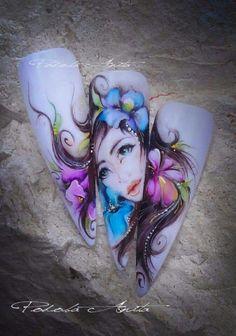Nails art by Podoba Anita