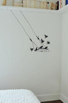 Poetic Wall by Mel et Kio - Studio Le Predeau
