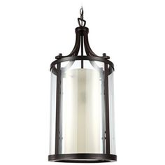 "Essex 13 1/4"" Bronze 2-Light Mini Pendant Light - #Y0014 
