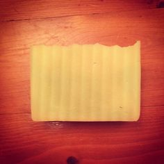 """Lemongrass and tea tree cold process soap #luxury #handmade #treatyourselftuesday"""