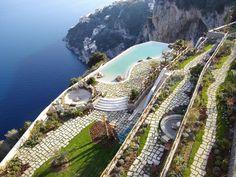 A 17th-century Monastery Turned Spa on the Amalfi Coast