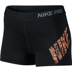 Nike Pro Compression Shorts - Women's at Eastbay Nike Spandex Shorts, Nike Pro Shorts, Compression Shorts, Gym Shorts Womens, Women's Shorts, Lycra Spandex, Running Shorts, Workout Shorts, Cheer Practice Outfits