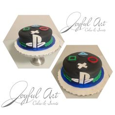PlayStation Simple Cake
