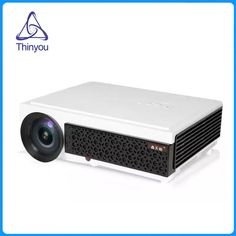 Thinyou  Andorid Smart WIFI Proyector Portable Projector Full HD 1080P 1280 x 800 Pixels projection Multimedia 3D Home Theater