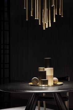 #Ritzwell&co Salone del Mobile Milano 2016, booth design // #RobertoDiStefano #AlessandraOrzali #YCSMilano // ph. #AlbertoStrada // lighting #Lumini
