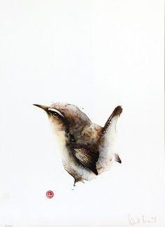 Новости Watercolor Bird, Watercolor Animals, Watercolor Paintings, Watercolors, Watercolor Ideas, Karl Martens, Bird Artists, Art Aquarelle, The Joy Of Painting