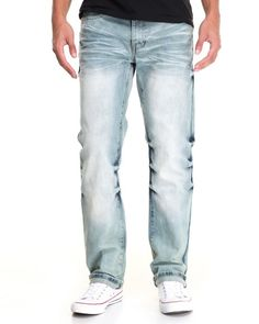 Find Light Bleached Denim Jeans Men s Jeans  amp  Pants from Winchester   amp  more at 6734684508
