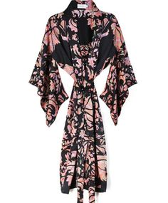 I would love to have a kimono style robe. I think this might be it...(Since the provocateur one costs like A FORTUNE!!!)