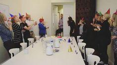 Valtter 5 vuotta aTalentilla!!! #yllärijuhlat #kakkuakaikille #officelife 😍😁🍰🎉🎆🎁