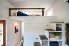"280-sqft ""Indigo"" Tiny House by Driftwood Homes USA"