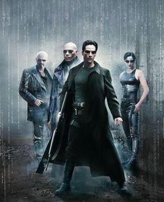 Matrix The Movie Poster Puzzle Fun-Size 120 pcs #computerhacker