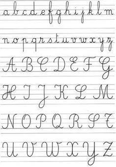 i wish i could write like this perfect french handwriting. i wish i could write like this French Cursive, French Handwriting, Learn Handwriting, Improve Your Handwriting, Handwriting Alphabet, Handwriting Styles, Calligraphy Handwriting, Handwriting Worksheets, Calligraphy Letters