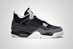 Air Jordan 4 Stealth Sneaker • Highsnobiety