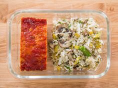Turkey Meatloaf Meal Prep For Weight Loss