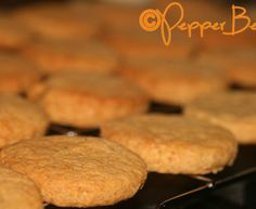 Paul Hollywood's Ginger Nuts Biscuit Recipe!