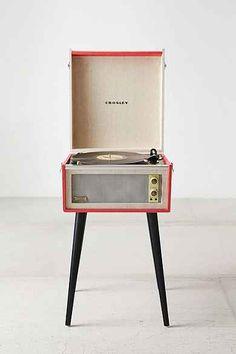 Crosley Dansette Bermuda USB Vinyl Record Player   Urban Outfitters