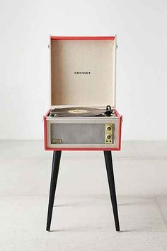 Crosley Dansette Bermuda USB Vinyl Record Player | Urban Outfitters