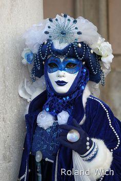 Venice Carnival   by Rolandito.