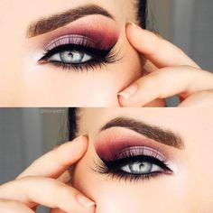 If you have deep set eyes, you are in luck! Read this article and find out the secrets of perfect makeup and get to know which makeup ideas will suit your eyes best! #makeupideas #eyesmakeup #eyemakeup