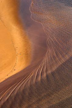 Las playas de Zarautz. © Inaki Caperochipi Photography