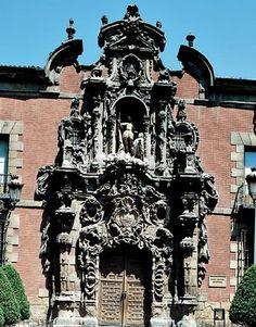 Acerc-arte: Arquitectura barroca española