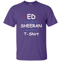 T-Shirts cotton Double-needle neck, sleeves and hem; Roomy Unisex Fit Dark Heather is cotton, polyester Size Chart Decoration type: Digital Print Made by Gildan Ed Sheeran T Shirt, Size Chart, Hoodies, Sleeves, Mens Tops, Shirts, Image, Fashion, Moda