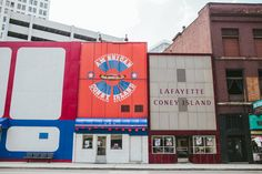 American and Lafayette: Two great Detroit coney island institutions. Which is your favorite?