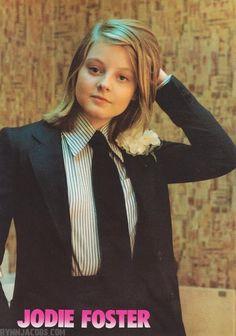 Jodie Foster, (1977).