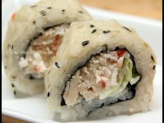 How to Make Sushi - Snappy Rolls