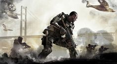 Call Of Duty: Advanced Warfare Doesn't Have Branching Storylines